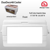 Igloo Duo Deco 48 QT Cooler Thumbnail